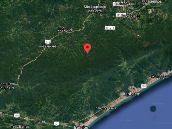 242.000,00 M² ou 24,20 HECTARES BAIRRO DA PEDRA LISA - JUQUITIBA