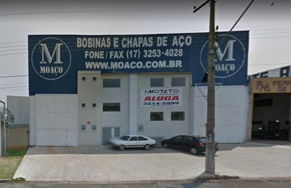 BEM IMÓVEL - FALÊNCIA DE MOACYR DE OLIVEIRA JÚNIOR AÇO
