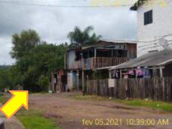 LOTE 3 - TERRENO 361,34M² - NAVEGANTES - SÃO SENASTIÃO DO CAÍ / RS