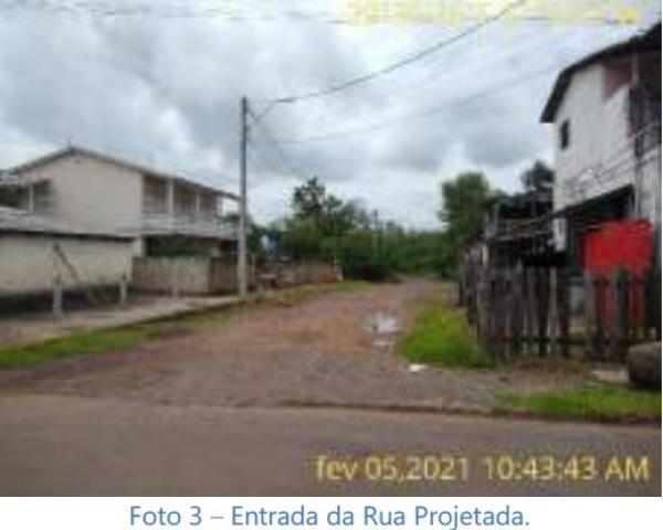 LOTE 5 TERRENO 620,30M² - NAVEGANTES - SÃO SEBASTIÃO DO CAÍ /RS