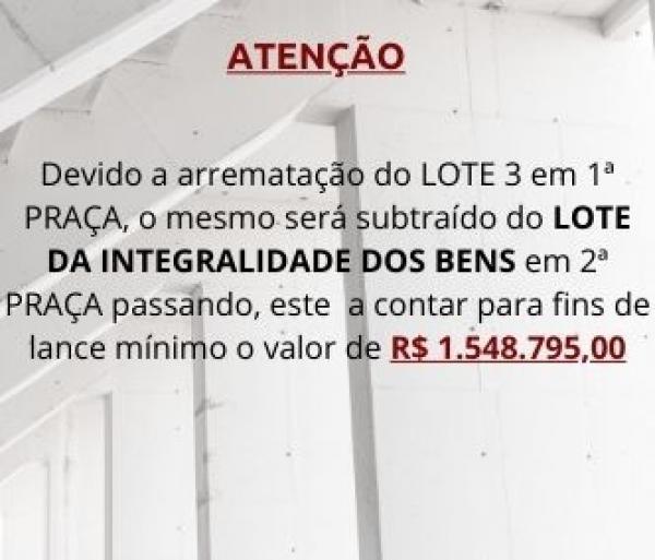 INTEGRALIDADE DOS BENS - FALÊNCIA DE MOACYR DE OLIVEIRA JÚNIOR AÇO