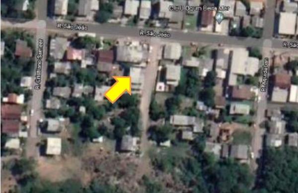 LOTE 1 - TERRENO 360,36M² - NAVEGANTES - SÃO SEBASTIÃO DO CAÍ / RS