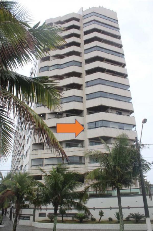 APTO 103M² - BALNEÁRIO JANDAIA - PRAIA GRANDE